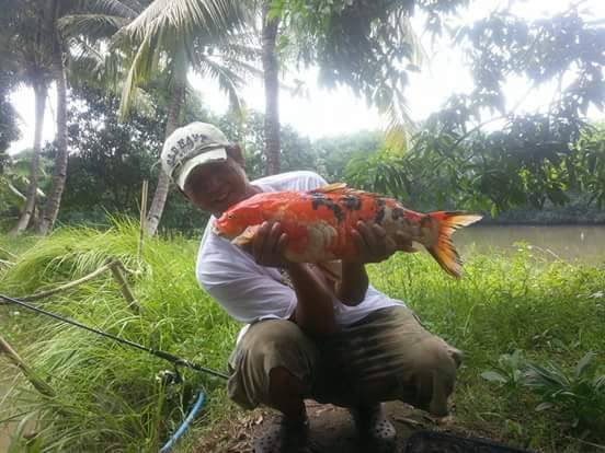 carp fishing philippines