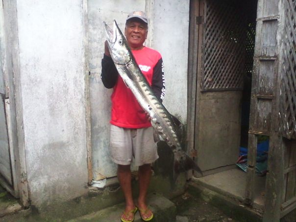 big game fishing samar