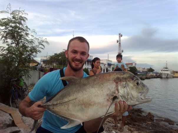 Giant Trevally Fishing