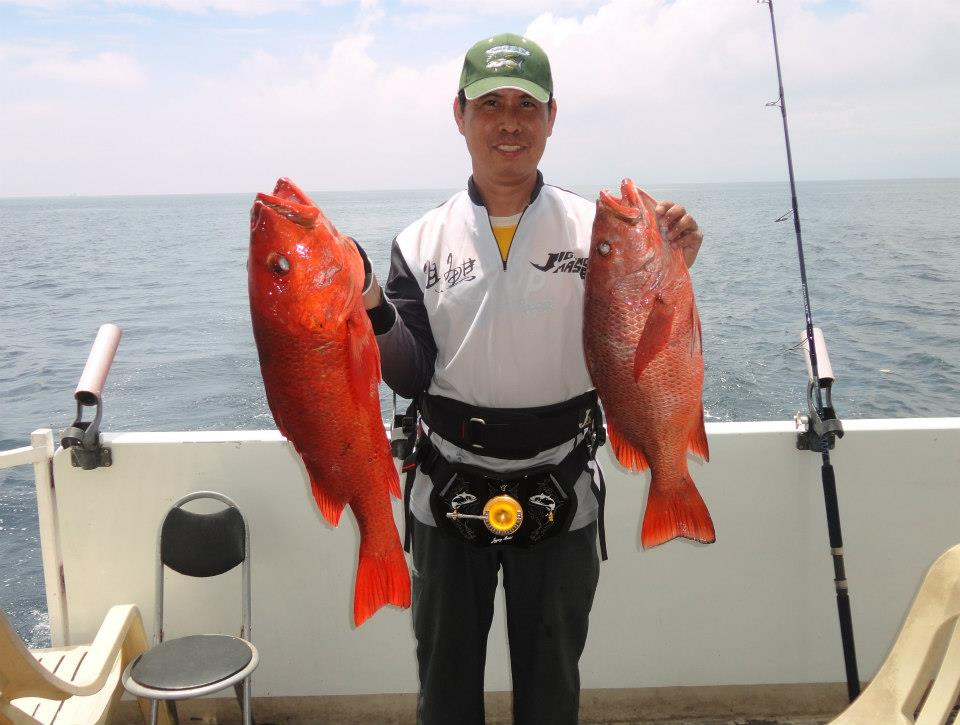 Red snapper lutjanus sp fishing the philippines for Commercial fishing boats for sale gulf coast