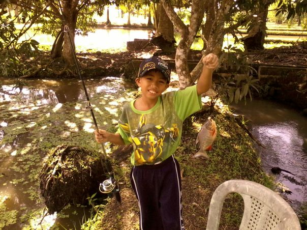 fishing Crismar