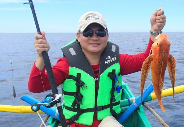 sea robin philippines