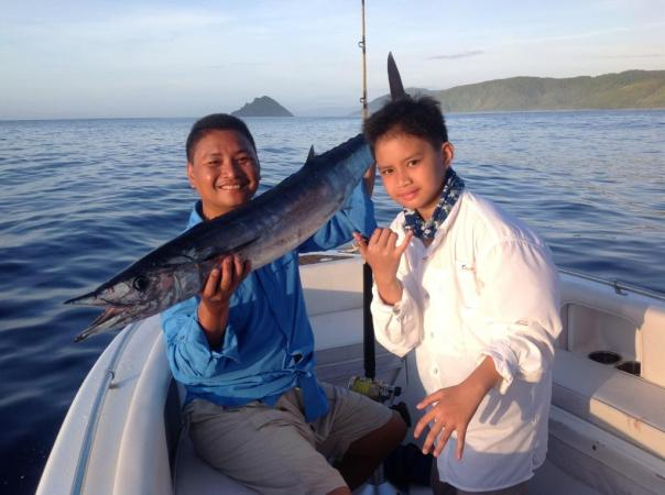 big game fishing luzon