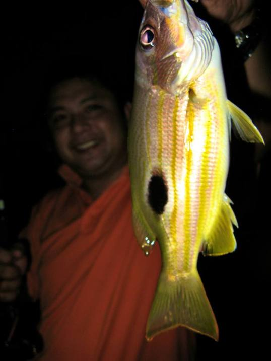 shore fishing in Cebu