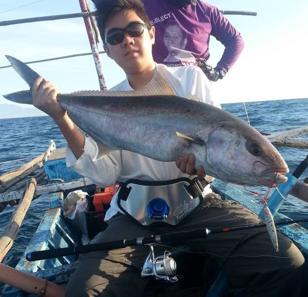 deepwater jigging philippines