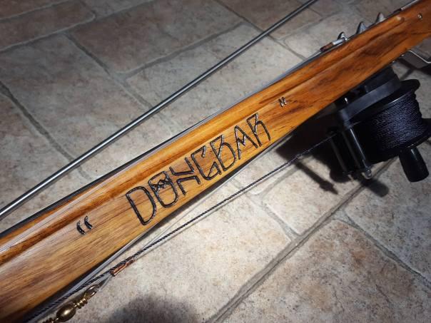 custom speargun teak